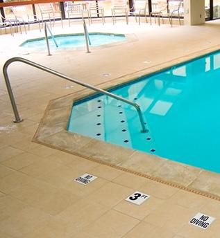 Swimming Pool Leak Investigations Environmental Building